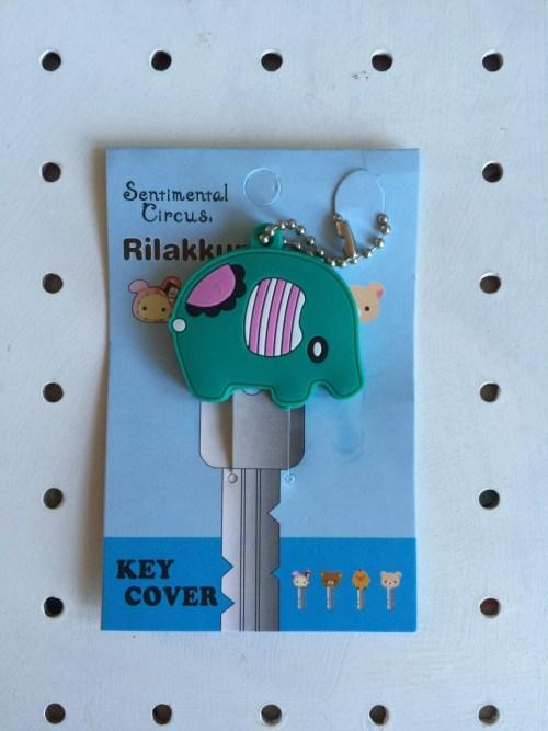 elephant key cover