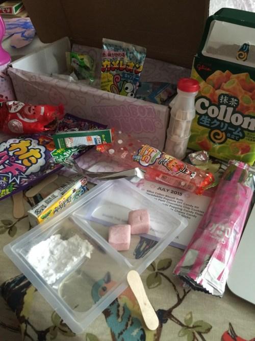 July Japan Candy Box