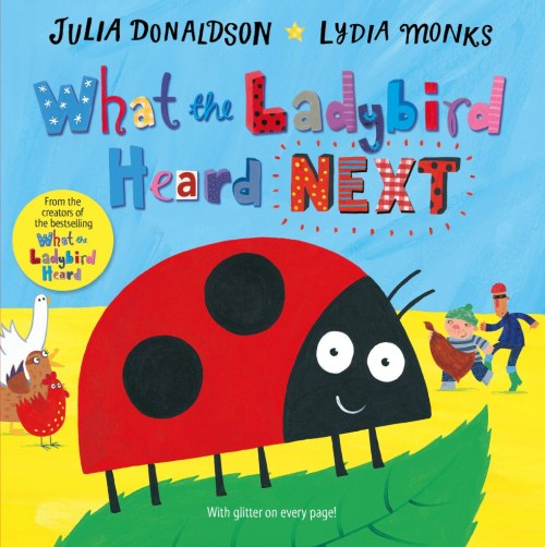 What the Ladybird Heard Next cover
