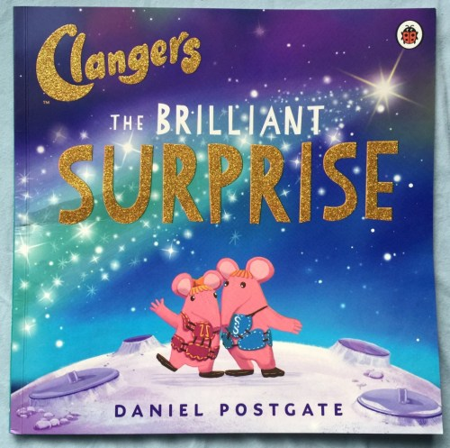 the Clangers The Brilliant Surprise book