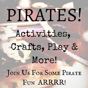 Pirate Blog Hop logo