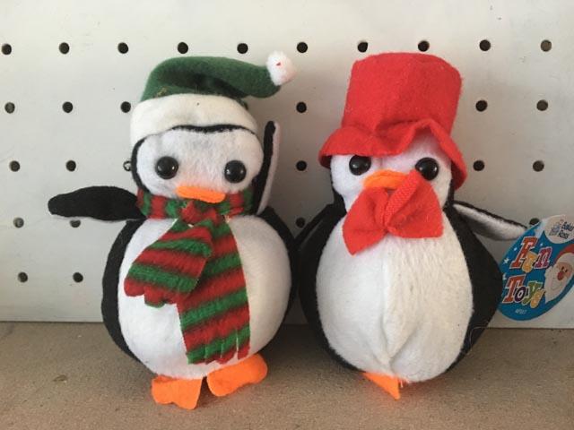 Penguin Bean Pals