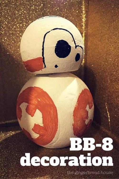 BB8 decoration for kids