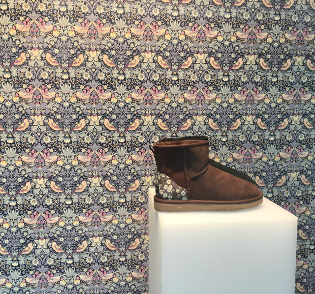 limited edition Liberty Ugg boots