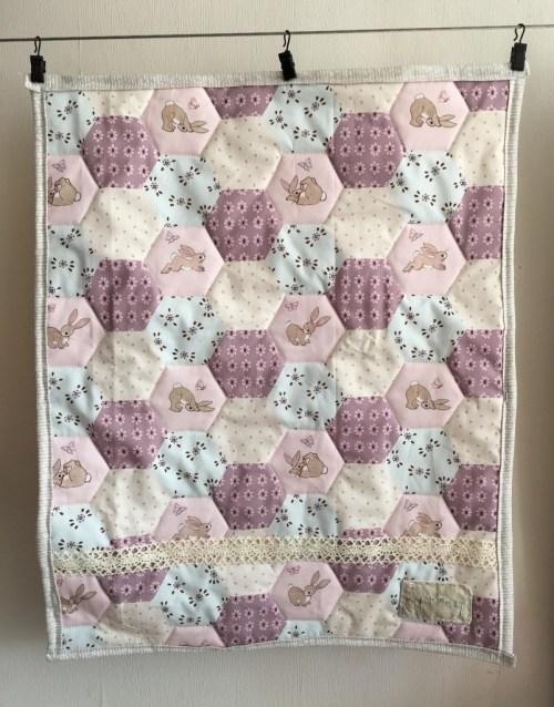Spring time mini quilt