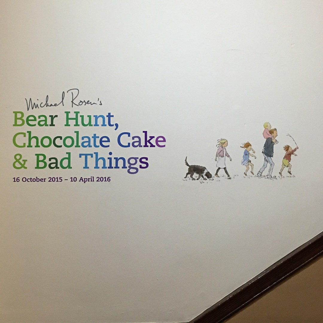 Bear Hunt Chocolate Cake And Bad Things Tour
