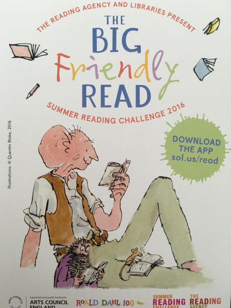 The Big Friendly Read