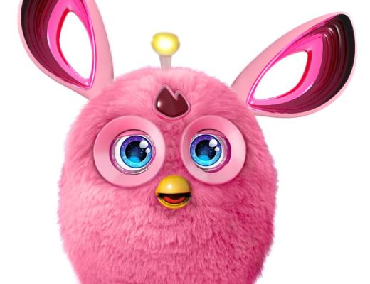 Furby Connect and the Furby Connect World app