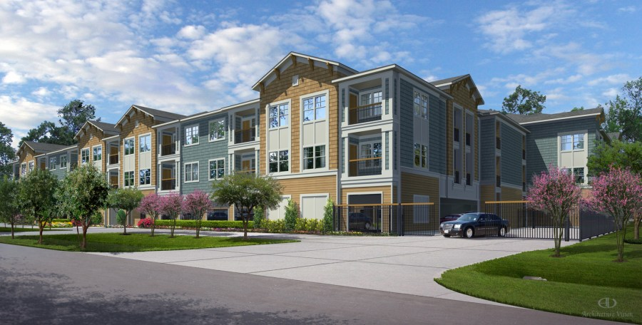 The Gonzalez Group      Wallisville Apartments     Street View street view