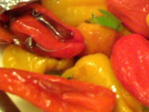 Fire Roasted Red Peppers