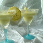 Mexican Inspired Menu Lemon Margarita Bavarian Creams