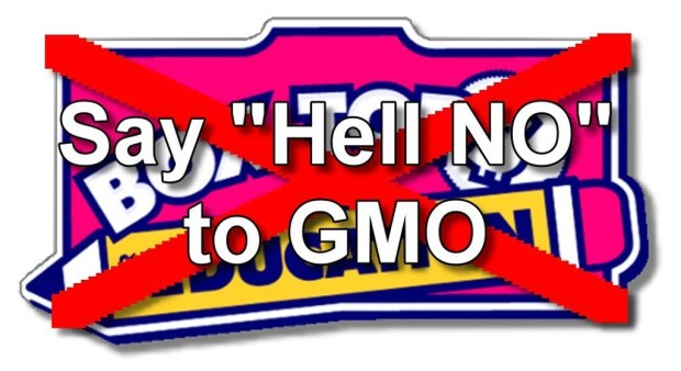 Just Say No to GMO Box Tops for Education