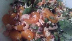 Asian Inspired Fruit Salad