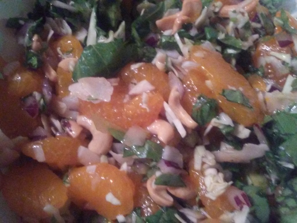 Asian Inspired Fruit Salad