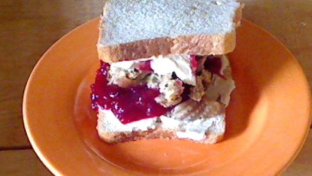 The Day After Thanksgiving Sandwich