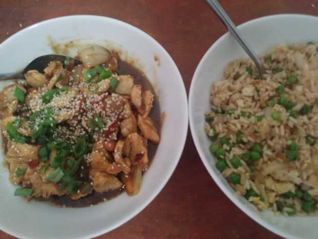 Kung Pao Chicken - Boswell Style