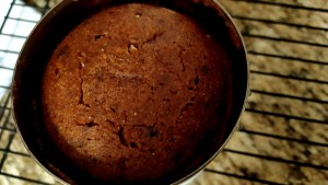 Steamed Molasses Brown Bread
