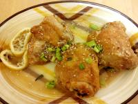 Air Fryer Chinese Lemon Chicken