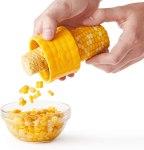 Corn cob stripper