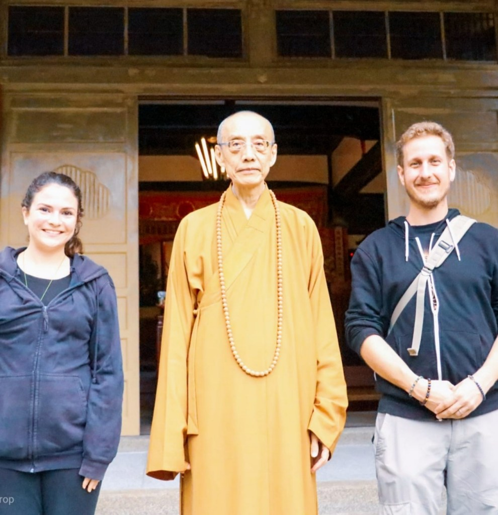 how to find inner happiness with a monk