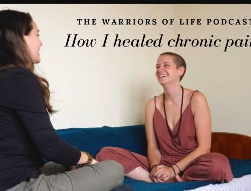 how I healed chronic pain