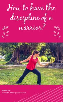 ebook healing warrior discipline