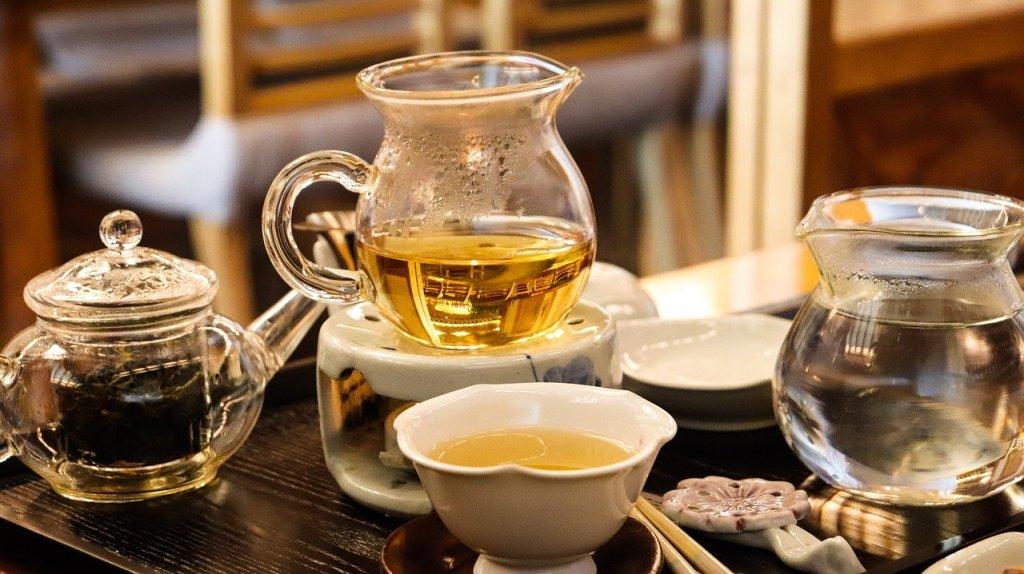chrysanthemum tea benefits