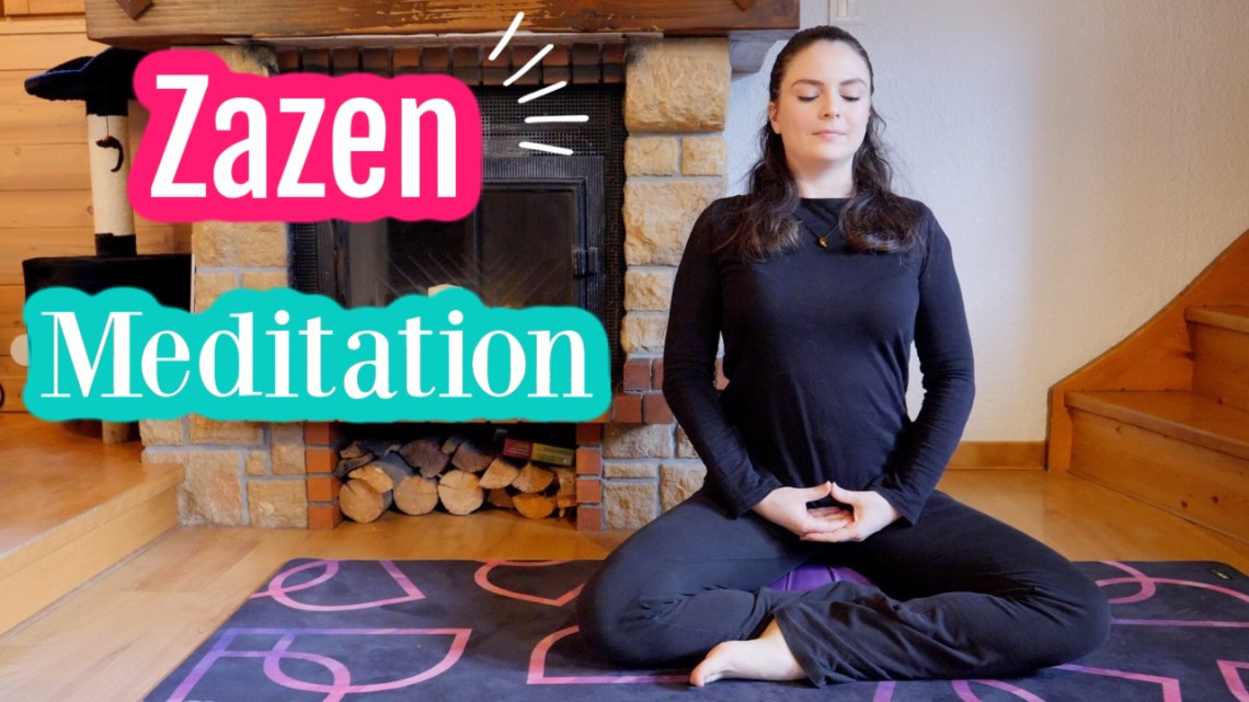 how to do zazen meditation