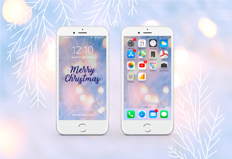 Fond d'écran spécial Noël #2