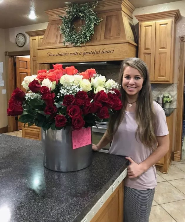 Jana Duggar Creepy Valentines Day Gift Grosses Fans