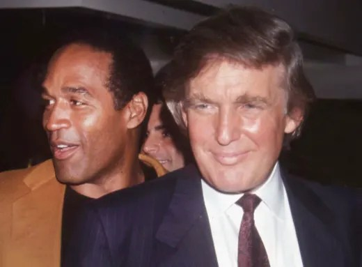 Juice and Donald