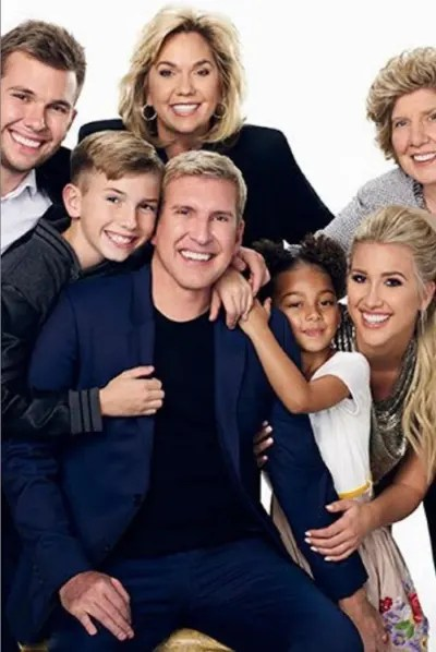 todd and fam