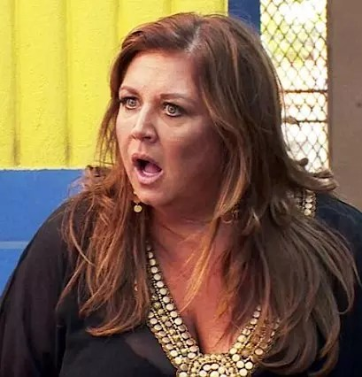 Abby Lee Miller on Lifetime