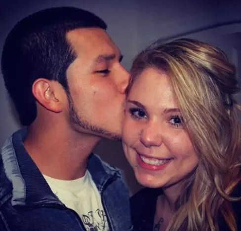 Kailyn Lowry and Javi Marroquin Pic