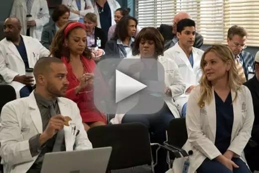 Ellen Pompeo Says Goodbye to Departing Grey's Anatomy ...