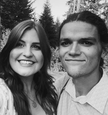 Jacob and Isabel Roloff in Black/White
