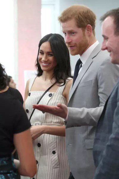 Meghan and the Prince