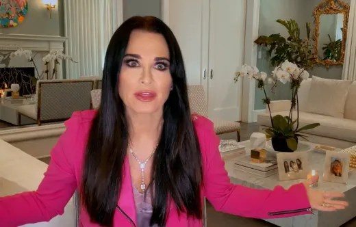 Kyle Richards Talks About How Unusual This Is