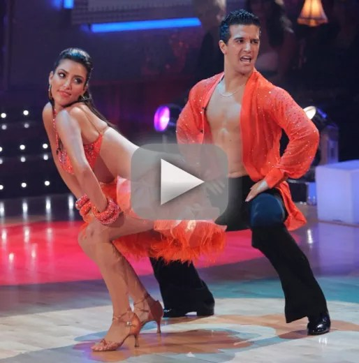Dancing with the stars flashback kim kardashian fails booty 101