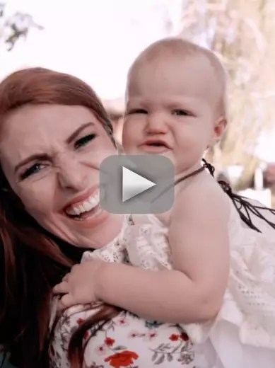 Audrey roloff causes entire internet to tear up with this specia