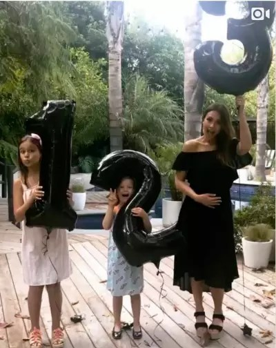 Jessica Alba Pregnancy Announcement