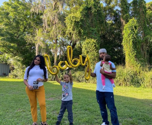 Anny Francisco and Robert Springs Announce Baby #2