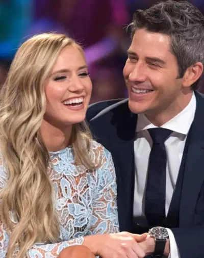 Arie and Lauren After the Final Rose