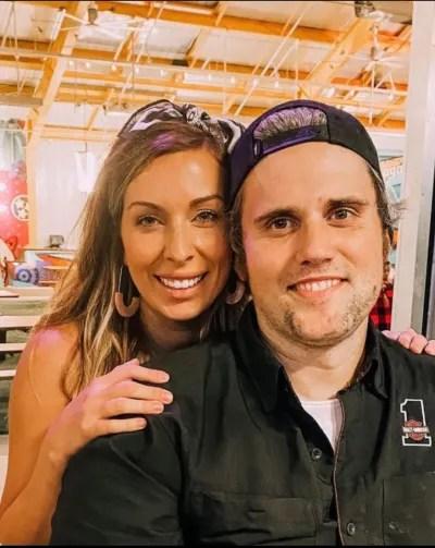 Ryan and Mackenzie in 2021