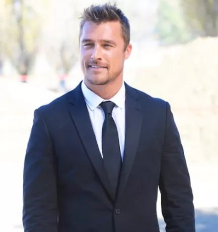 Chris Soules Looks Dapper