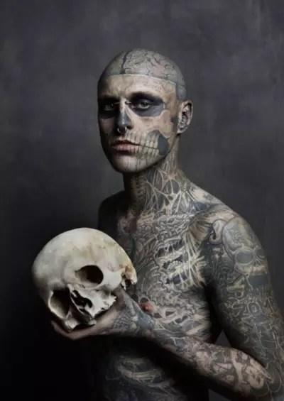 boy zombie