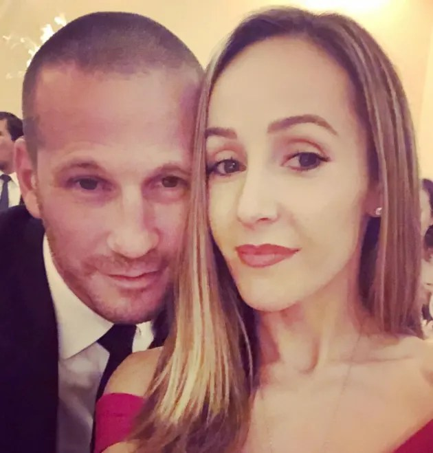 J.P. Rosenbaum and Ashley - The Hollywood Gossip