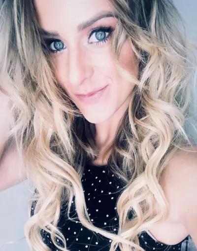 Leah Messer Close Up