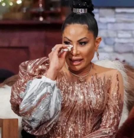 Jen Shah in Tears