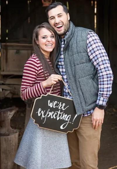 Jinger Duggar Pregnancy Announcement